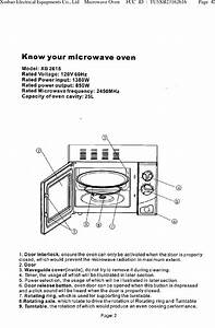 Xinbao Electrical Equipments Xb23162616 Microwave Oven