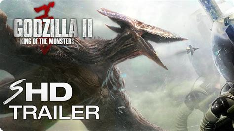 King Of The Monsters (2019) Trailer Concept