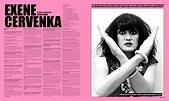 EXENE CERVENKA   Juice Magazine