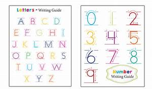 Preschool Writing Guides
