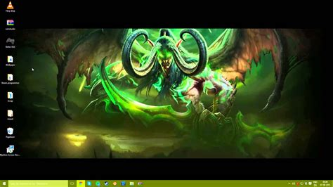 Animated Wallpaper World Of Warcraft - illidan animated wallpaper wallpapersafari