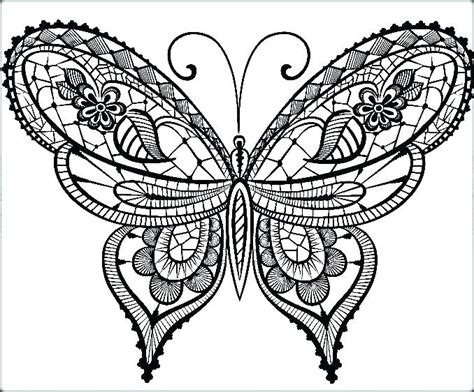 Provide kids these 50 free printable butterfly coloring pages. Blue Morpho Butterfly Coloring Page at GetColorings.com ...