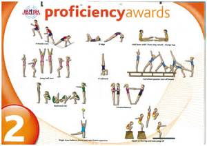 usag level 4 floor routine requirements proficiency awards 1