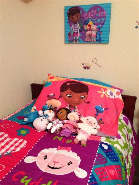 Doc Mcstuffin Bedroom Set by 54 Best Images About Doc Mcstuffins Bedroom On