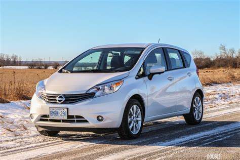 Nissan Versa Note by 2016 Nissan Versa Note Sl Review Doubleclutch Ca