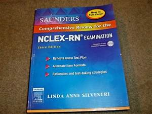 Saunders Comprehensive Review For The Nclex