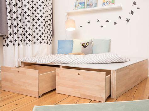 Lesele Fürs Bett by Diy Anleitung Podest F 195 188 Rs Kinderzimmer Bauen