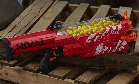 According to gizmodo, the blaster is. The best nerf guns and blasters | theradar