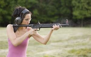 Women And Guns Full HD Wallpaper and Background Image ...