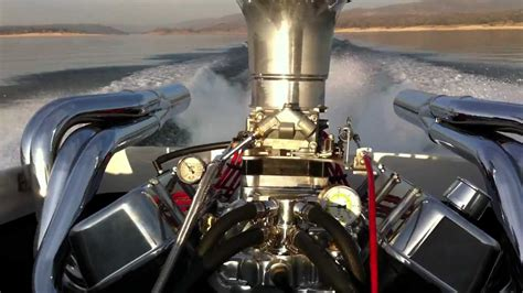 Bassett Boat by Header Water Bassett O T 1979 Rogers Jet Boat Wot Mov