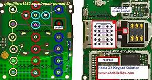 Nokia X2 Keypad Ways Jumper Solution