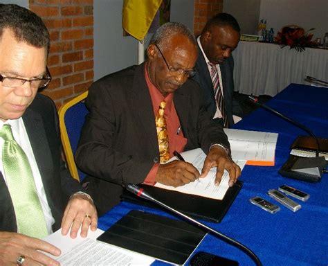 Dominica Receives Us.1-m Cdb Loan