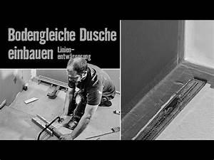Bodengleiche Dusche Nachträglich Einbauen : version 2015 bodengleiche dusche einbauen ~ Michelbontemps.com Haus und Dekorationen