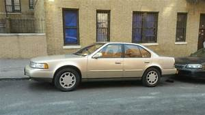 1990 Nissan Maxima  Like New Only 36000 Mile   Only One Owner For Sale  Photos  Technical