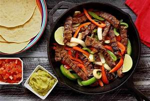 Paleo Steak Fajitas Recipe | Paleo Newbie