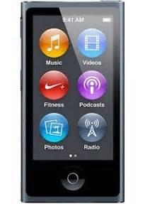 Ipod Nano Kaufen : apple ipod nano 7g 16gb graphit gebraucht kaufen ~ Jslefanu.com Haus und Dekorationen