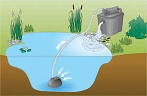 Filtration Biologique Pour Bassin A Poisson : filtration solaire pour bassin de jardin bassin de jardin ~ Premium-room.com Idées de Décoration