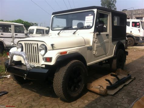 mahindra jeep 2013 100 thar jeep modified in kerala azad4x4