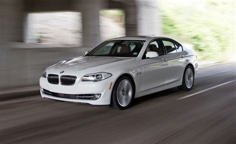 2011 Bmw 535i Longterm Road Test  Review  Car And Driver