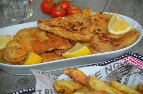 cuisine viennoise la wiener schnitzel ou escalope viennoise le de c