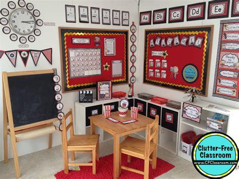 Hollywood Themed Classroom  Ideas & Printable Classroom