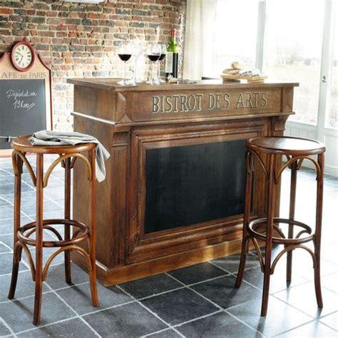 Decoration Bar Maison by Meuble De Bar En Manguier Massif L 132 Cm Meuble De Bar