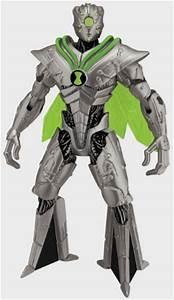 Ben 10 Alien Swarm 3 Pack Nanomech, Queen Alien & Validus ...