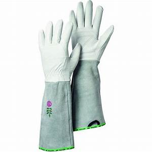 Hestra job garden rose size 9 medium large durable for Long garden gloves
