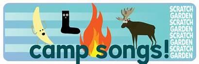 Songs Camp Repeat Garden Scratch Imagine