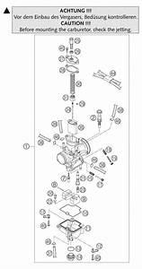 Ktm Fiche Finder Carburetor Pwk 28 85 Sx Spare Parts For