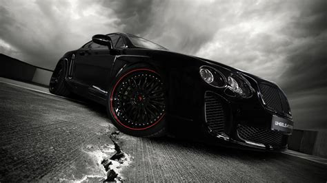 Super Hd Black Car Wallpaper