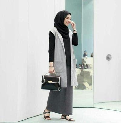 outer hijab ootd galeri mukena terbaru