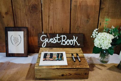 rustic wedding  beazell forest education center