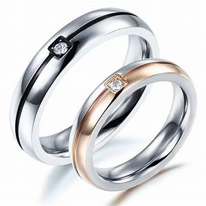 opk classical fashion lovers39 wedding rings simple design With simple cheap wedding rings