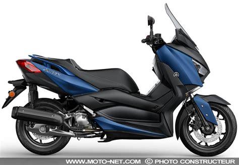 Nouveau Scooter Xmax 125 2018