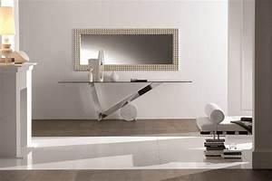 Console D Entrée Design : meuble entree design italien ~ Teatrodelosmanantiales.com Idées de Décoration