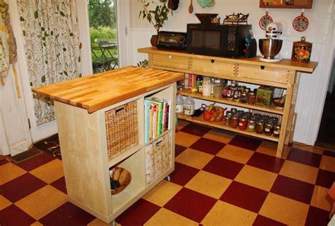 simple tutorial   ikea hack kitchen island