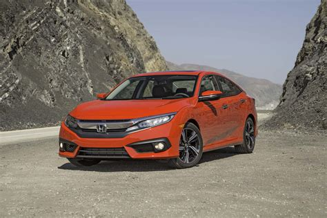 2016 Honda Civic Touring Arrival