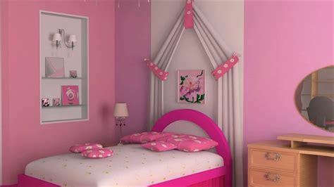 Kids Room Color Pink Youtube