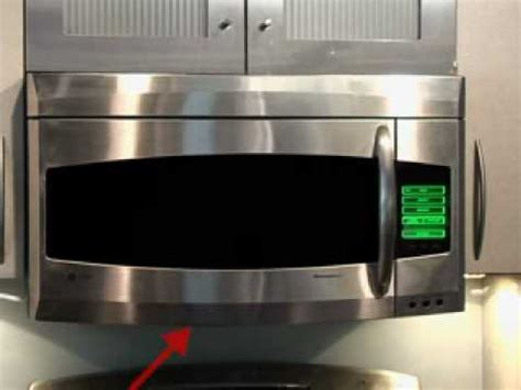 replace  microwave halogen light youtube