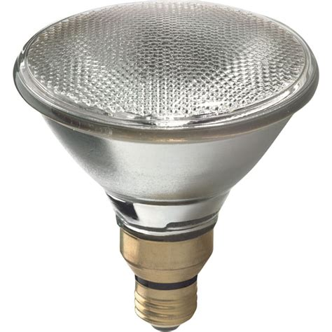 shop ge 75 watt dimmable soft white par38 halogen flood