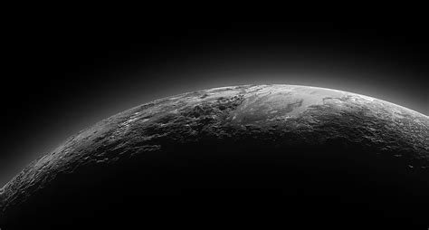 Two Towering Mountains on Pluto may Be Ice Volcanoes...