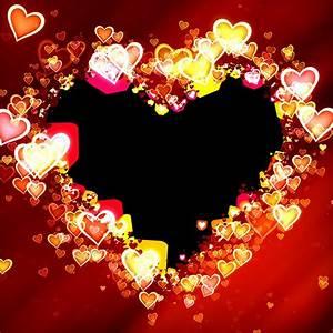 Free, Illustration, Heart, Frame, Picture, Frame, Design