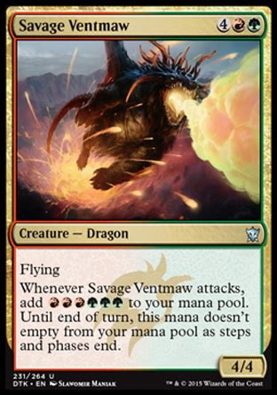 Standard Deck Mtg Dragons Of Tarkir by Magic The Gathering Dragons Of Tarkir Furious Forces