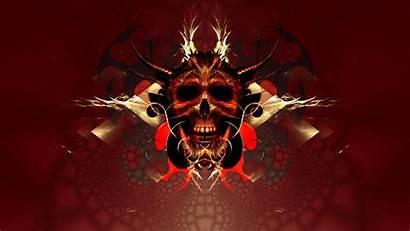 Skull Background Wallpapers Desktop Backgrounds Computer Dark
