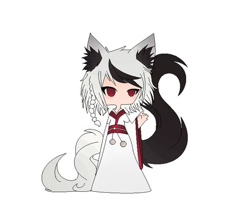 Two Tail Kitsune Titanix By Luckyjokerz On Deviantart