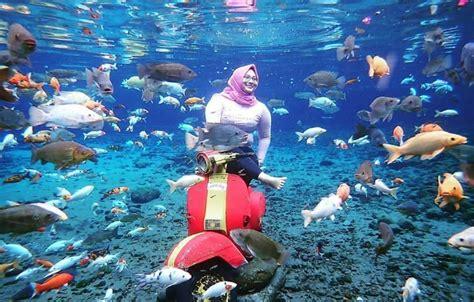 tempat wisata  klaten terbaru  hits dikunjungi
