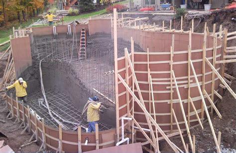 Gunite Pool Construction Colley's
