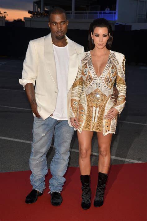 Kim Kardashian, Kanye West take North West on first family ...