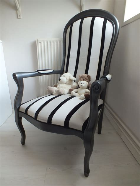 fauteuil voltaire relooke moderne
